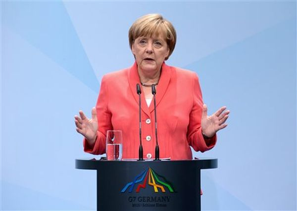 Μέρκελ: Τελειώνει ο χρόνος για συμφωνία με την Ελλάδα