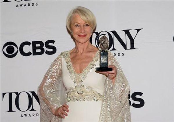 Η Έλεν Μίρεν κέρδισε το πρώτο της βραβείο Tony
