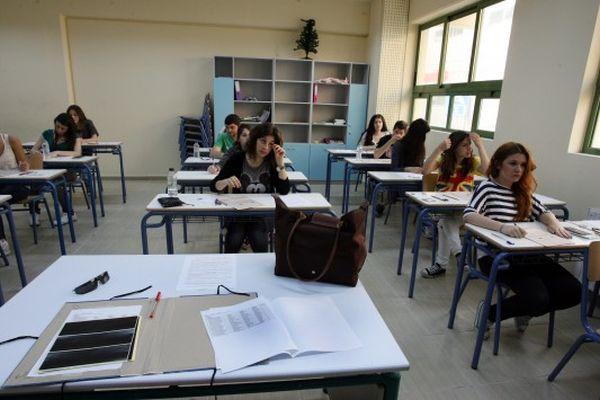 Ολοκληρώνονται οι πανελλήνιες για τους υποψηφίους των ΕΠΑΛ