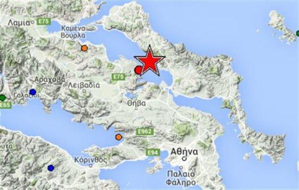 Σεισμός 5,3 Ρίχτερ ταρακούνησε και τη Μαγνησία