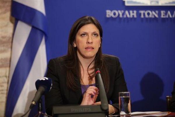 Κωνσταντοπούλου: Ακυρώνεται προμήθεια συσκευών Siemens στη Βουλή