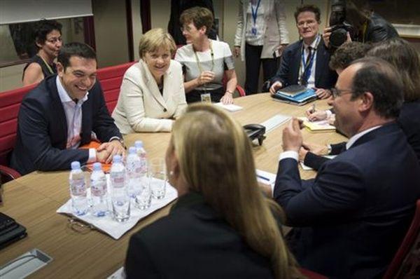 Bild: Το Βερολίνο εξετάζει το ενδεχόμενο Grexit