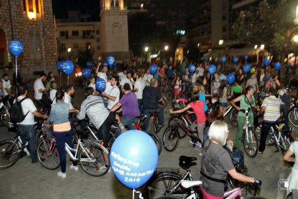 Ποδηλατοδρομία αύριο στο Βόλο