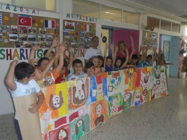Παιδιά ενάντια στο ρατσισμό ~ Κοινωνικές πρωτοβουλίες στο σχολείο