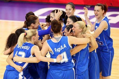 Αποτέλεσμα εικόνας για Εθνική ομάδα μπάσκετ γυναικών