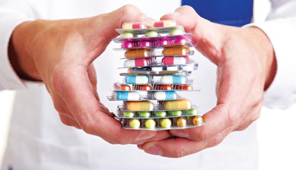 Συγκέντρωση φαρμακευτικού υλικού