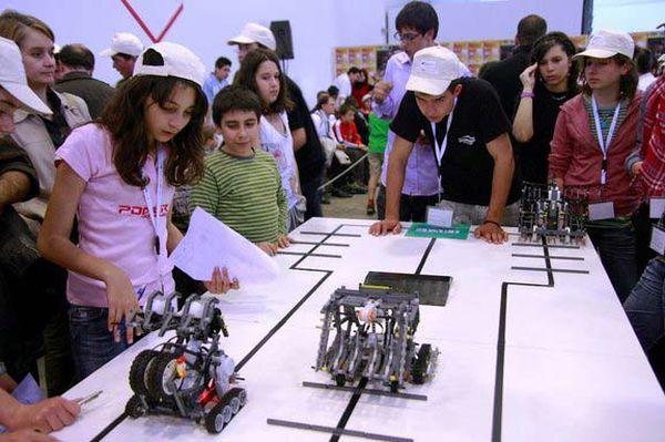 Θερινό εργαστήρι εκπαιδευτικής ρομποτικής