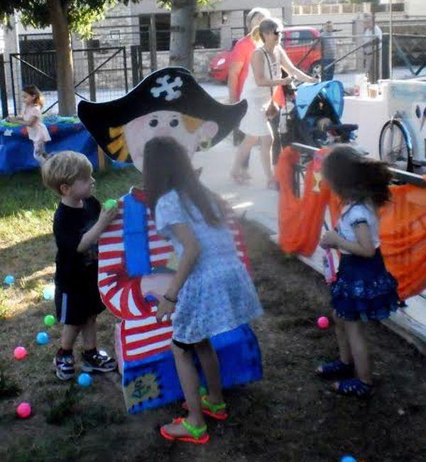 Καλοκαιρινή γιορτή στον παιδικό σταθμό Νεάπολης