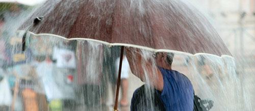 Ισχυρές καταιγίδες και χαλαζοπτώσεις προβλέπονται για τη Θεσσαλία