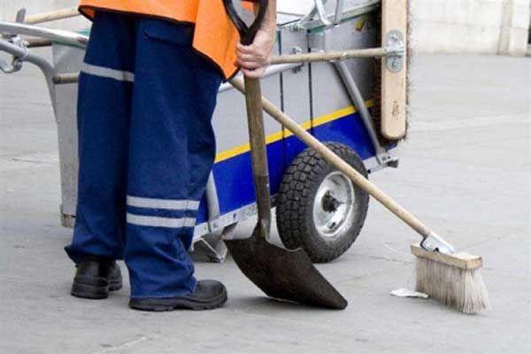 Εργασίες καθαριότητας από το Πολυδύναμο Γραφείο Ν. Αγχιάλου