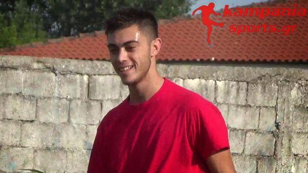 Νέο μέλος της Νίκης Βόλου ο Γιώργος Αποστολίδης