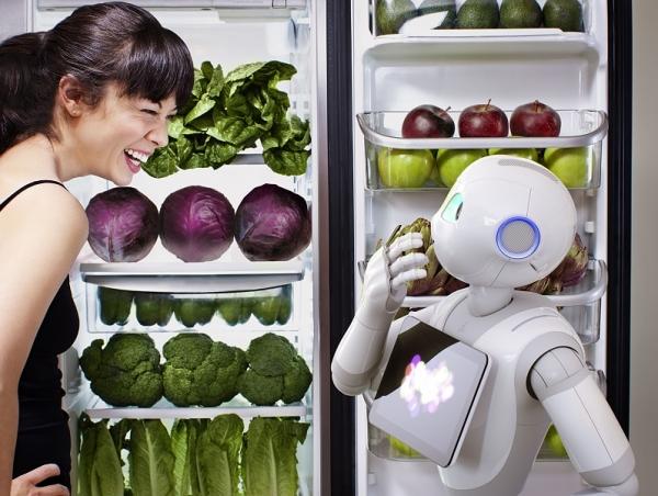 Στην κυκλοφορία ο Pepper, το πρώτο ανθρωποειδές ρομπότ (εικόνες)