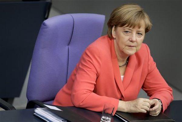 Μέρκελ: Απολύτως ανοικτή η έκβαση της Συνόδου Κορυφής της Δευτέρας
