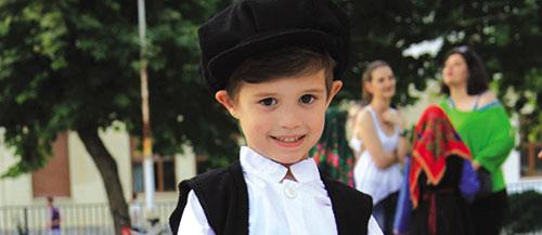 Ταλαντούχος χορευτής ετών 4,5…