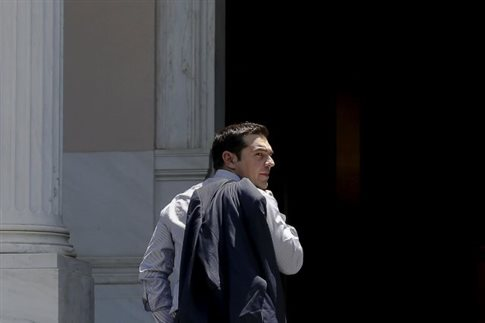 Ο Τσίπρας ενημέρωσε Μέρκελ - Ολάντ - Γιούνκερ για την ελληνική πρόταση