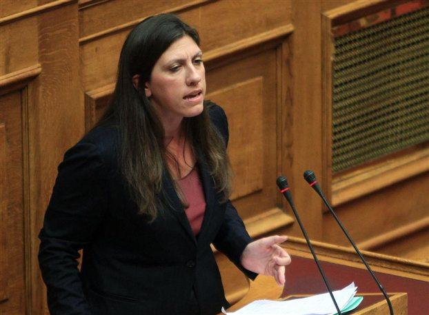 Βίαιη προσαγωγή Στουρνάρα στην επιτροπή ΔΕΚΟ σε περίπτωση άρνησής του επικαλέστηκε η Κωνσταντοπούλου