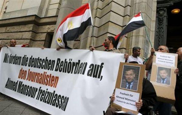 Η Γερμανία αφήνει ελεύθερο τον δημοσιογράφο του Al Jazeera