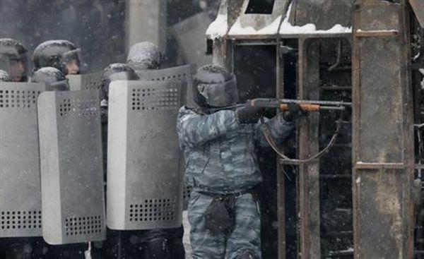 «Μία κάποια» ευθύνη για την αιματοχυσία αποδέχεται ο Γιανουκόβιτς