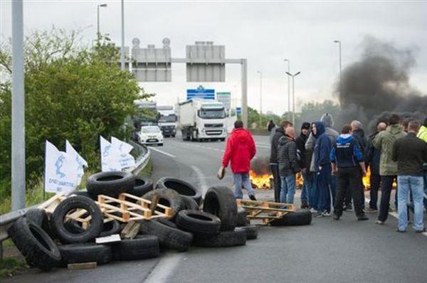 Διακόπηκε η κυκλοφορία στη Σήραγγα της Μάγχης