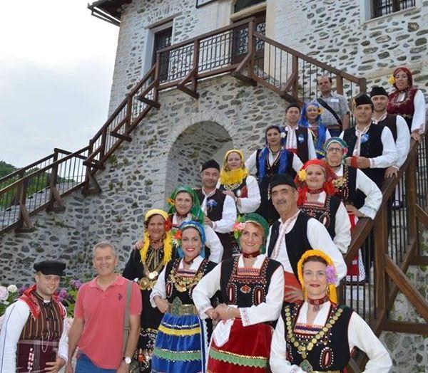 Φεστιβάλ Παραδοσιακών χορών στην Τσαγκαράδα