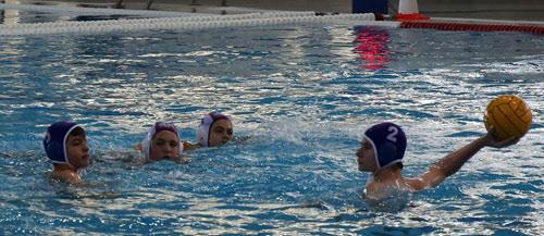 Γιορτή της υδατοσφαίρισης την Παρασκευή
