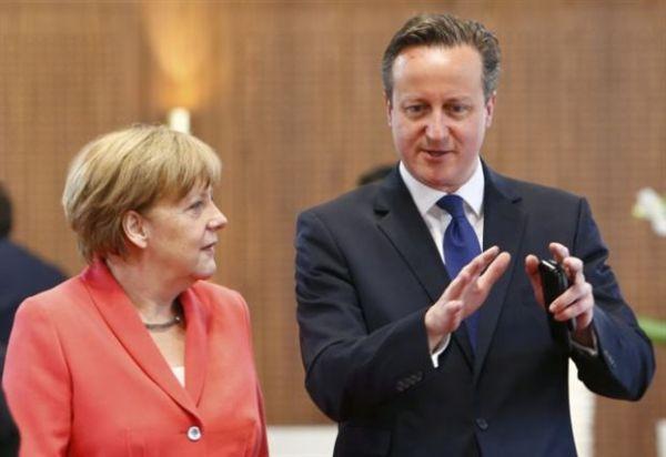 Βερολίνο: Συνάντηση Μέρκελ-Κάμερον για τη σχέση Βρετανίας-ΕΕ
