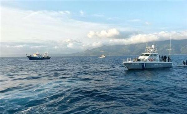 Σύγκρουση κρουαζιερόπλοιου με δεξαμενόπλοιο στα Δαρδανέλια