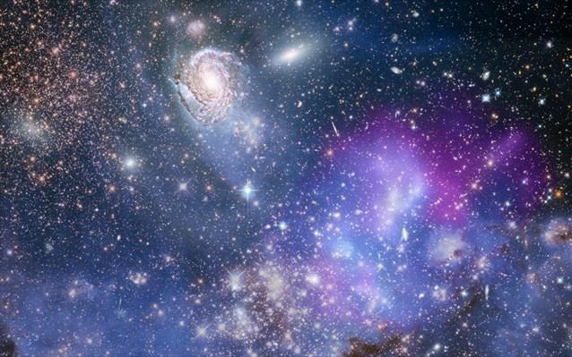 Αυξομειώνεται η ταχύτητα διαστολής του σύμπαντος;