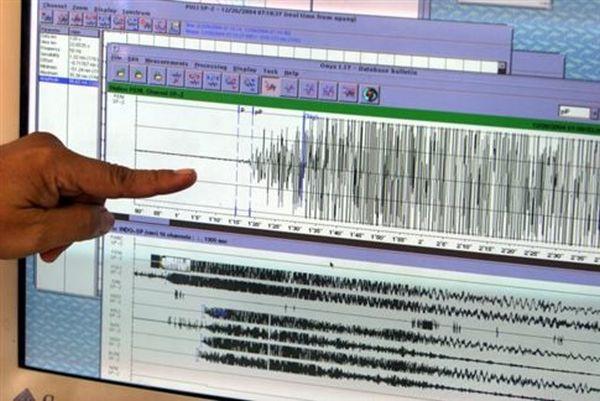 Σεισμός 4,4 βαθμών νοτιοδυτικά της Πύλου