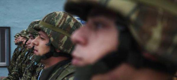 Ολιγοήμερη αναβολή κατάταξης στον στρατό λόγω δημοψηφίσματος
