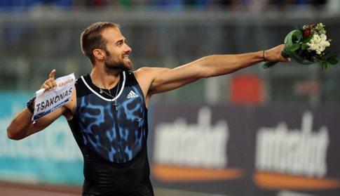 Νέα νίκη του Τσάκωνα με 20.20 στα 200μ. στο μίτινγκ του Νανσί