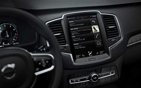 Βραβείο του πιο καινοτόμα «ανθρώπινου» interface για το infotainment της Volvo