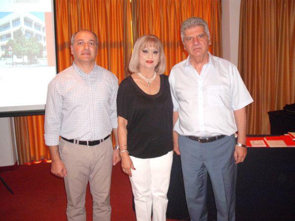 Σπουδές με επαγγελματική εξέλιξη στο Ευρωπαϊκό Πανεπιστήμιο Κύπρου