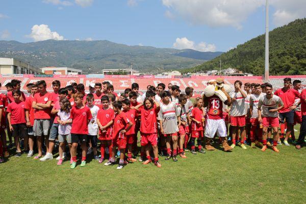 Με χαμόγελα το φινάλε του Volos Cup (φωτογραφίες)