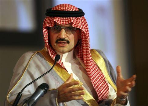 Ολόκληρη την περιουσία του δίνει για φιλανθρωπίες σαουδάραβας πρίγκιπας