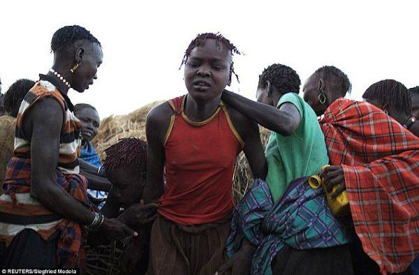 Η κλειτοριδεκτομή εφαρμόζεται ακόμα και σε Δυτικές χώρες (εικόνες)
