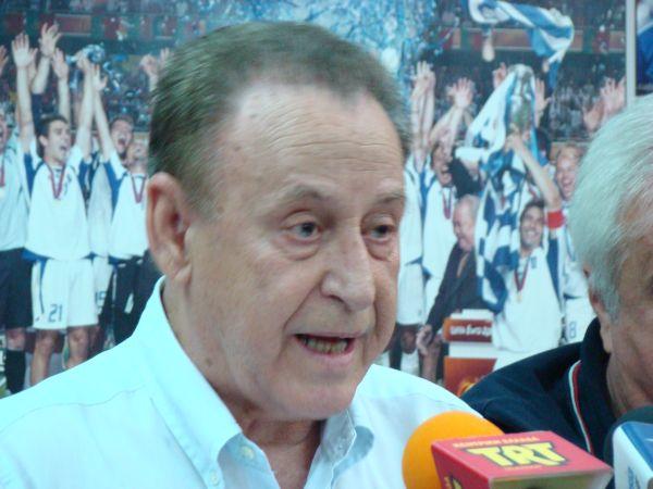 Μπατζιάκας: «Δεν θα είμαι υποψήφιος ξανά»