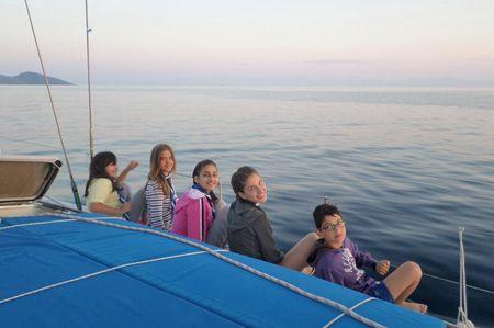 Το Εθνικό Θαλάσσιο Πάρκο Αλοννήσου επισκέφθηκαν οι Πρόσκοποι της Σκοπέλου
