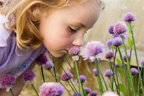 Τα παιδιά με αυτισμό ανταποκρίνονται διαφορετικά στις μυρωδιές