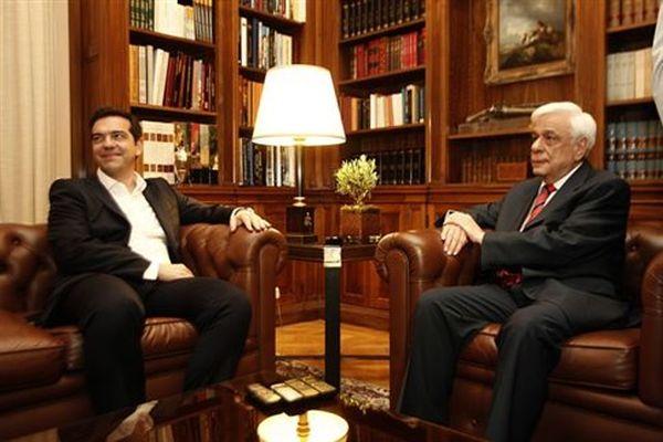 Σύσκεψη των πολιτικών αρχηγών υπό τον Πρόεδρο της Δημοκρατίας