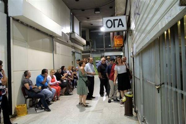 Ολοκληρώθηκε η πληρωμή συντάξεων του ΟΓΑ από τα ΕΛΤΑ