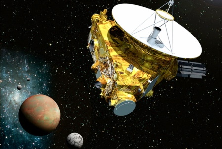 Το New Horizons παρουσίασε βλάβη λίγο πριν τον Πλούτωνα