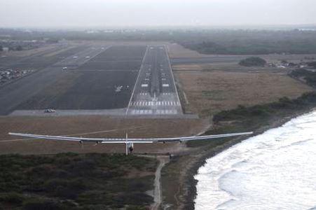 To Solar Impulse 2 έφτασε στη Χαβάη με απανωτά ρεκόρ