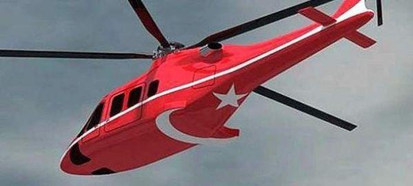 Ξανά πάνω από το Κουνελονήσι τουρκικό ελικόπτερο και αεροσκάφος