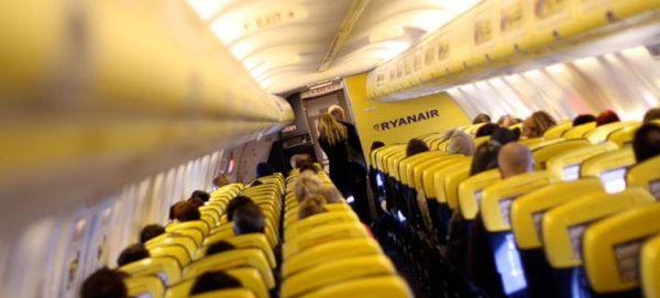 Εισιτήρια εσωτερικού με 4.99 ευρώ από τη Ryanair