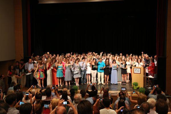 Μια γιορτή για 200 απόφοιτους της ΑΣΠΑΙΤΕ