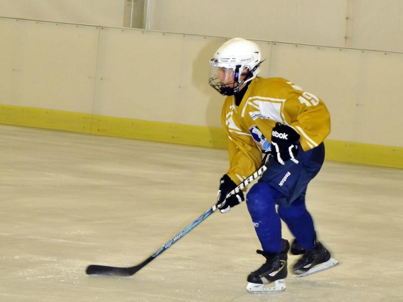 Διαπρέπει στα παγοδρόμια του χόκεϊ, 13χρονος Βολιώτης
