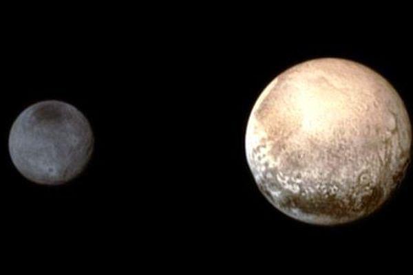 To New Horizons προσπερνά τον Πλούτωνα σε διαστημική αποστολή ορόσημο