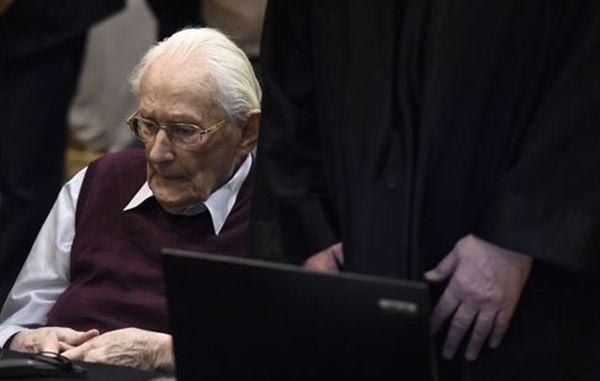 Σε τέσσερα χρόνια φυλάκιση καταδικάστηκε ο «λογιστής του Άουσβιτς»
