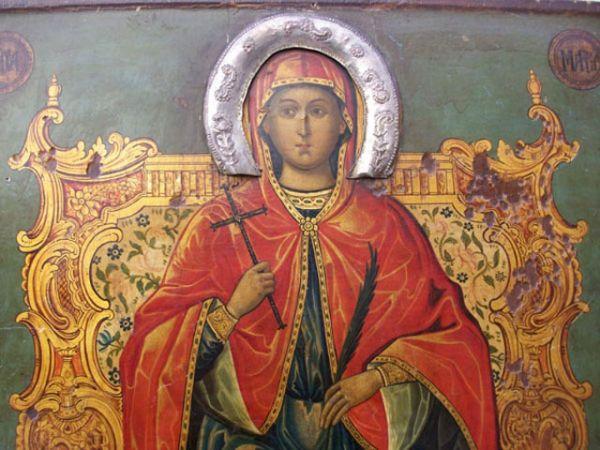 Πανηγύρεις Αγίας Μαρίνας